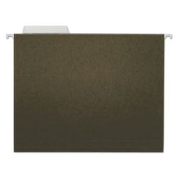 UNV-14113 Hanging File Folders 1/3 cut