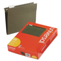 UNV-14115 Hanging File Folders 1/5 cut