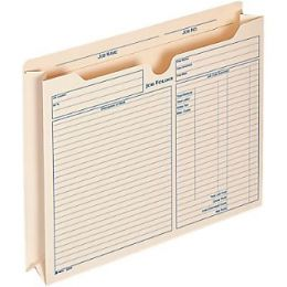 ADAMS 9294E Expandable Job Folders