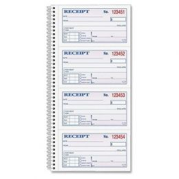 DC1152 Receipts Book 2-Part